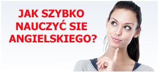 Szybka Nauka Języka Angielskiego dla początkujących przez Internet (Online)